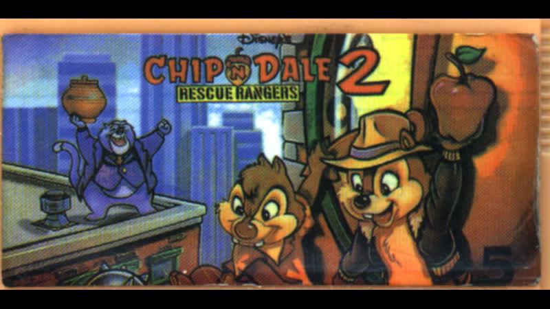 Видео Чип и Дэйл 2 NES треним кооп спидран смотреть онлайн