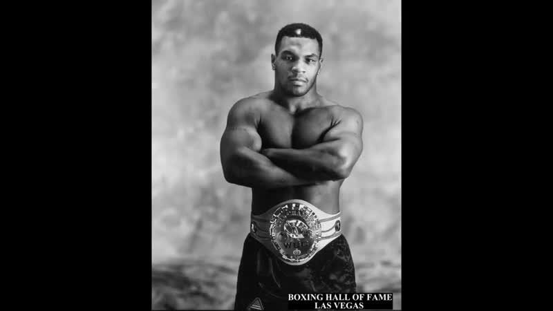 Iron Mike Tyson KOs the Camera GREATEST Poses 1985 1987