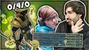 I Crushed Nasus So Hard That Sneaky Reported Him 😂 Voyboy