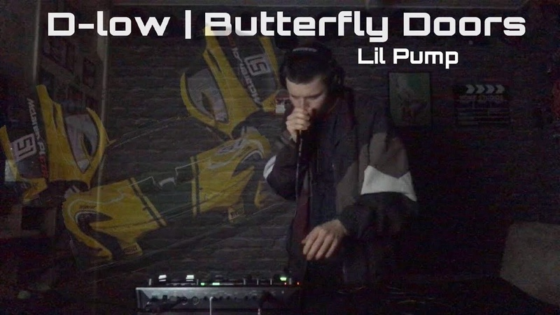 Butterfly Doors Lil Pump Cover by D low
