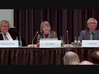 Das deutsche und europäische immigrationsproblemforum freiheit 2018 panel 3