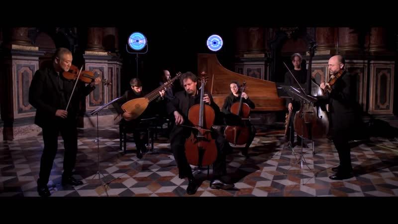 Nicola Porpora Sinfonia in C Major for Cello Violins BC La Ritirata Josetxu Obregón