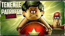Tenente Patriota Tobby EP 4 O virgem de doze anos de idade