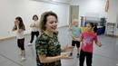_HIP-HOP DANCE_Процесс третьей тренировки детей 7-8 лет!