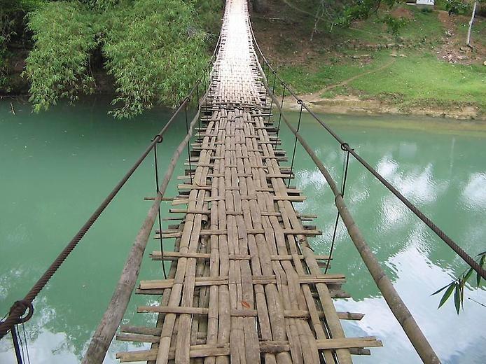 Самые опасные мосты мира, изображение №1