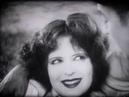 Bando da Lua, 1936, O teu olhar. Cenas cinema: Clara Bow, 1927