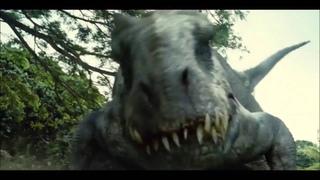 Jurassic Park Saga Tribute AMV Runnin-Adam Lambert