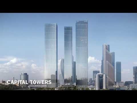 Главные жилые новостройки Москва-Сити 2019 NevaCapital