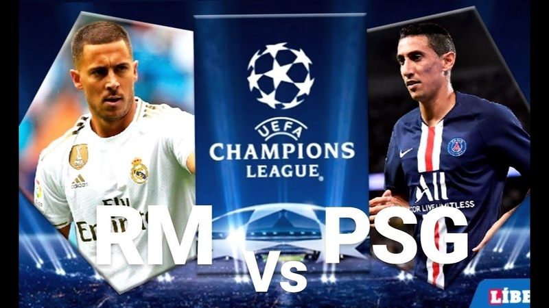 REAL MADRID VS PSG ( 0 - 3 ) EN LA FASE DE GRUPOS DE LA CHAMPIONS LEAGUE RESUMEN COMPLETO