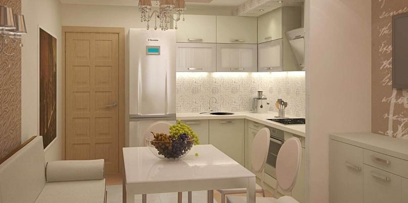 Как расставить мебель на кухне, изображение №4