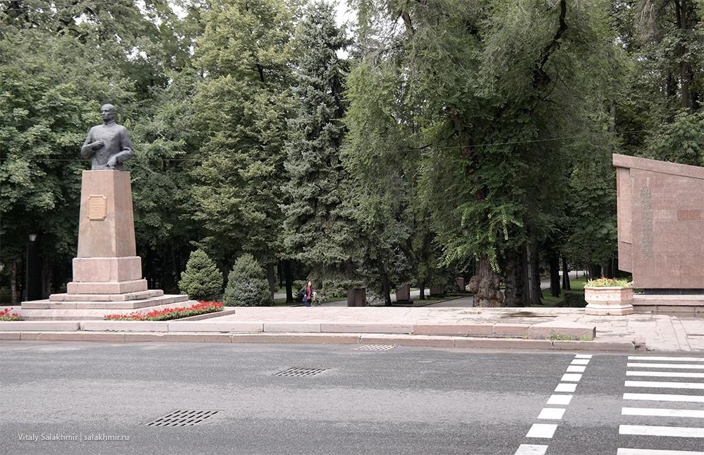 Парк 28 панфиловцев Алматы 2019