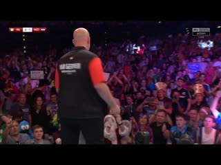 Ireland vs Netherlands (PDC World Cup of Darts 2019 / Semi Final)