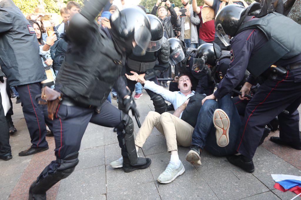 Заявление ученых: остановить каток политических репрессий!