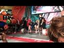 Woolam Cailer становая тяга 440 кг попытка