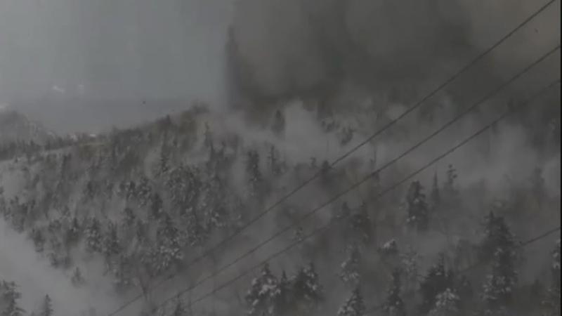 草津白根山が噴火 1人死亡 十数人負傷