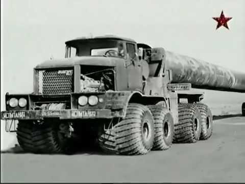 Покорители Советского Бездорожья Колёса Страны Советов