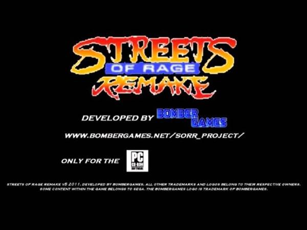 Streets Of Rage Remake V5 Soundtrack (D1T31) Too Deep