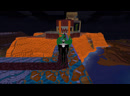 Minecraft - Zarbs First Reaction to the Zeta Station Rail