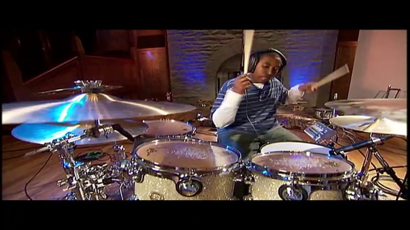 SHED SESSIONZ VOL.2 Drum Shed with Nick Smith Larone McMillian and Ronald Bruner Jr.