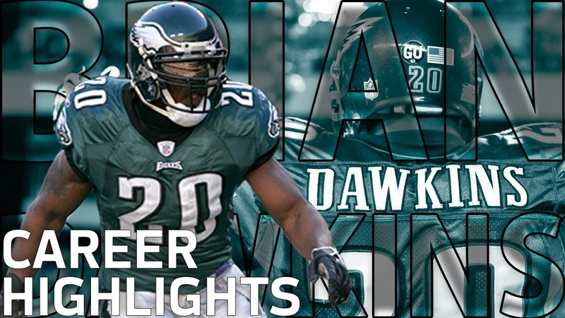 Brian Dawkins A Career full of Big Hits Great Picks | NFL Legends Highlights