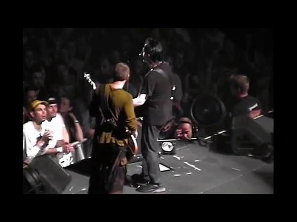 2001 08 06 Antwerp, Belgium Sportpaleis, 18 We Love You, VERY RARE