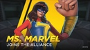 Marvel Ultimate Alliance 3 The Black Order Ms Marvel Gameplay Nintendo Switch HD 1080p60FPS