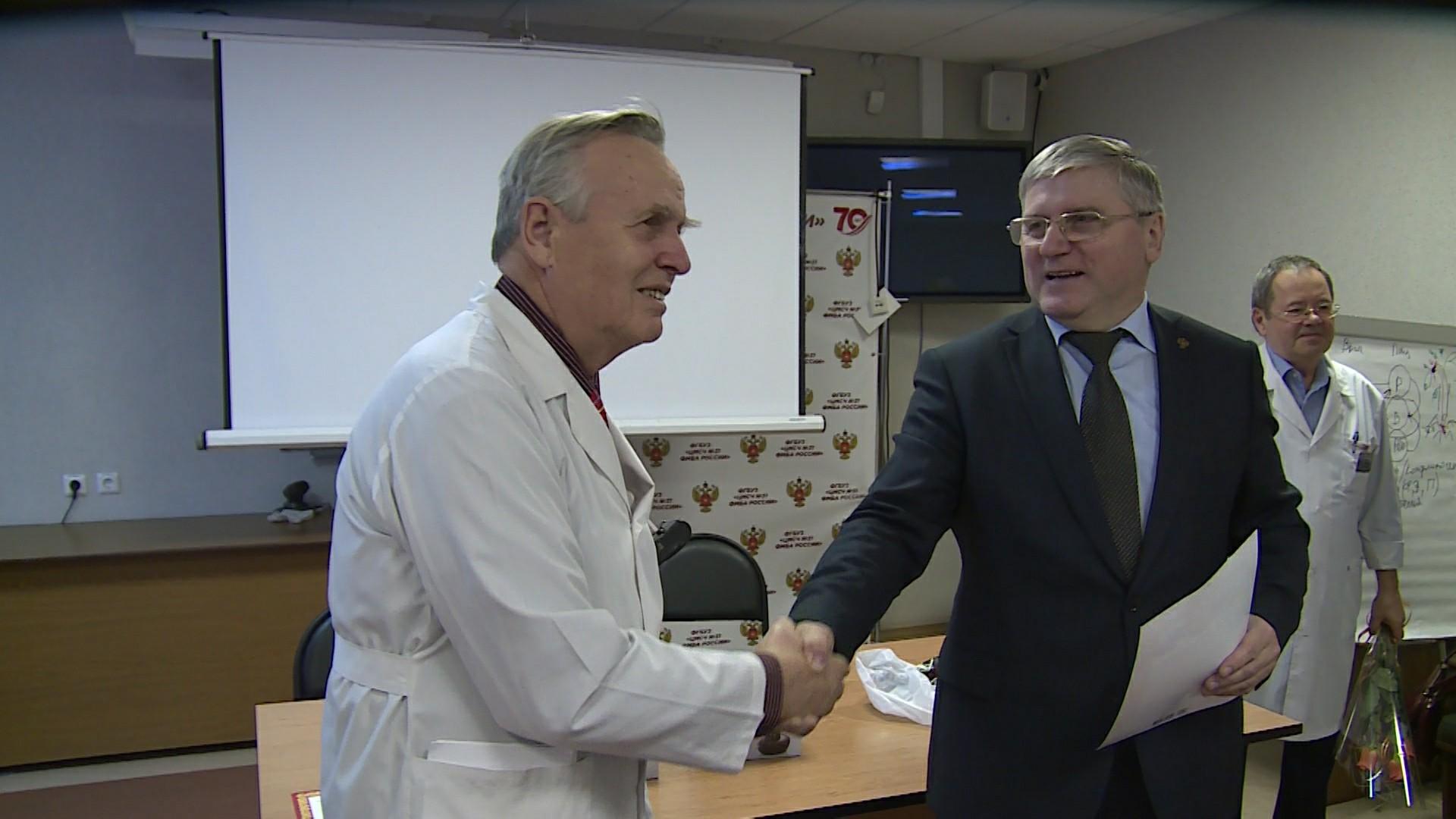 Травматолого-ортопедическому отделению ЦМСЧ-31 50 лет!