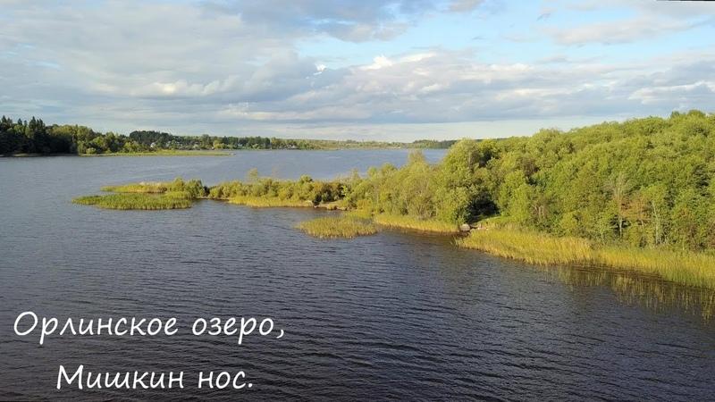 Орлинское озеро, Мишкин нос, парк (из старых запасов)