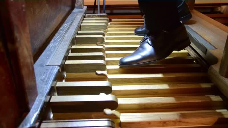 Dietrich Buxtehude Preludium g moll BuxWV 149 Maciej Lamm organ
