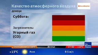 The Weather Channel - Local on the 8's - 20 апреля 2019 год (17:30)