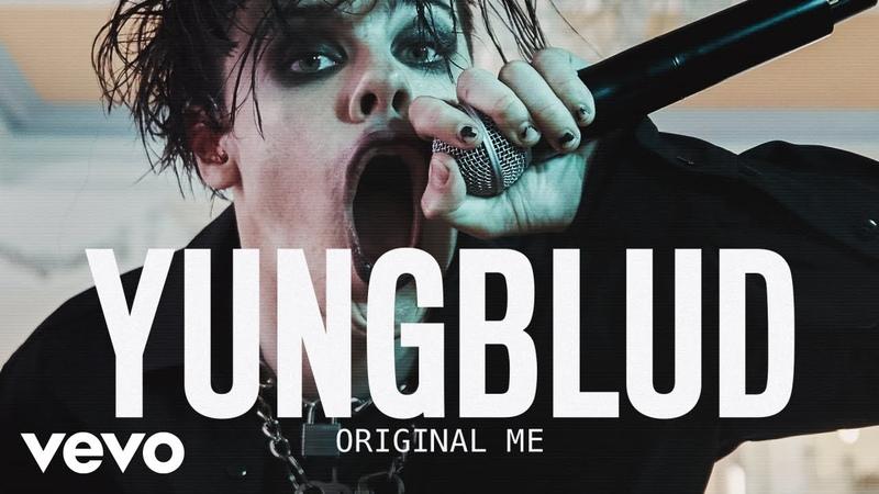 YUNGBLUD - Original Me (Live)   Vevo LIFT