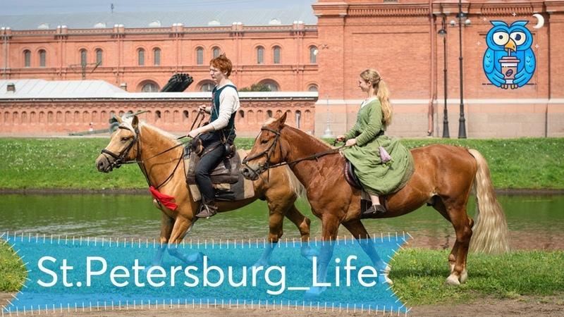 6. Saint Petersburg Life Петропавловская крепость времен Средневековья