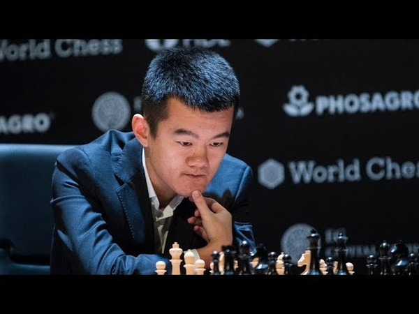 Immortal Ding liren sacrificng Queen and Crushing Carlsen in Fischer style Game of Century
