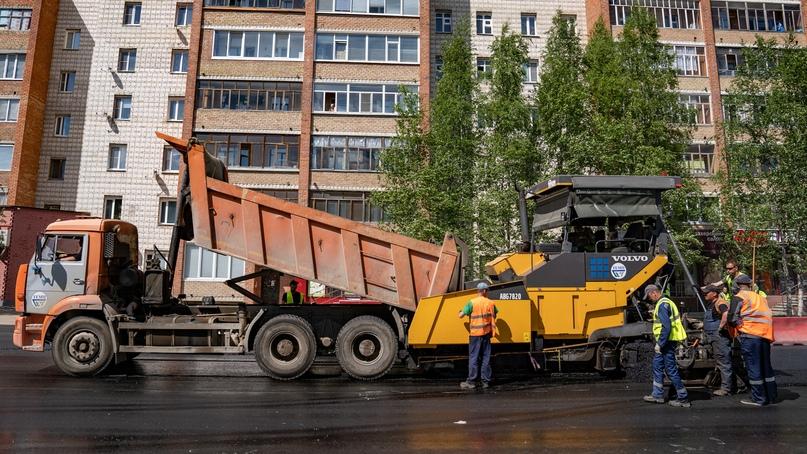 Дороги и дворы: старт ремонтной кампании, изображение №8