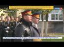 ТК Россия 24 сюжет о рабочей поездке главнокомандующего ВНГ РФ Виктора Золотова в Санкт Петербург