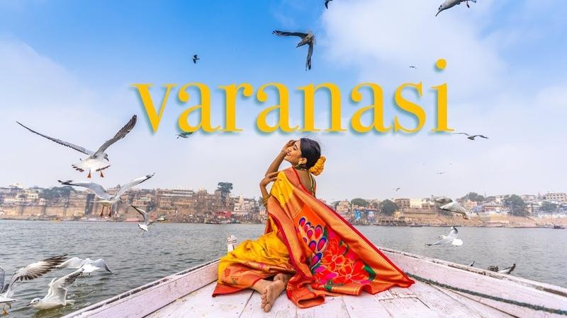 VARANASI - MEIN AAPKA SWAGAT HAIN   Larissa Dsa   Indian Travel vlogger