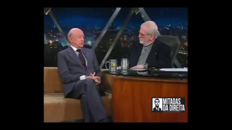 José Murilo de Carvalho fala sobre a Monarquia no programa do Jô