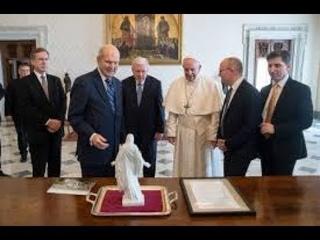 LES MORMONS INAUGURENT UN TEMPLE À ROME ET SONT REÇUS PAR LE PAPE !