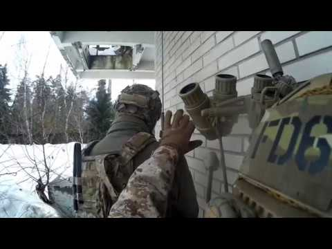 Training CQB type Navy Seals by CAAS 1