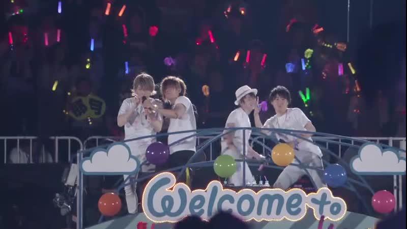 Welcome to ST☆RISH World Fanmeet ST☆RISH 'Maji Love 1000% Maji Love Legend Star'
