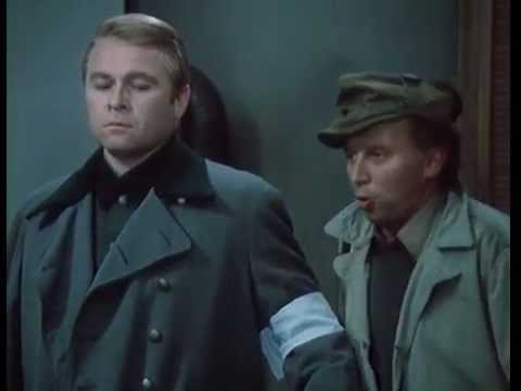 30 случаев из жизни майора Земана Исповедники огня 2 серия Чехословакия 1975