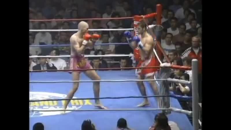 09. 1995-05-04 - Andy Hug vs. Peter Kramer - K-1 World Grand Prix 1995
