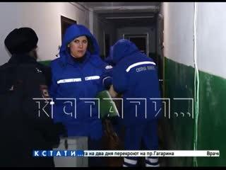 Мать превратила квартиру в склеп из фольги и отказывается хоронить тело умершей дочери. Нижний Новгород