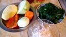 Харчо Суп рисовый с овощами Веганам и зожникам сюда