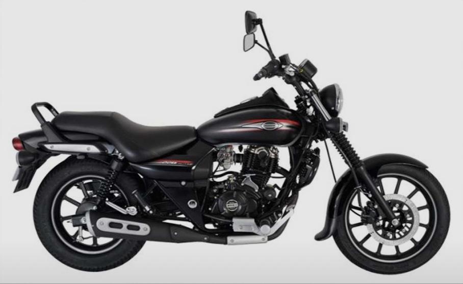 Первым совместным мотоциклом Triumph-Bajaj будет Avenger 400