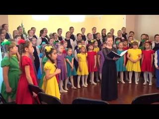 Детский хор «Радуга» — «Ангелы» (муз. Дмитрий Васянович, сл. ❄ Серёжа Снежный)