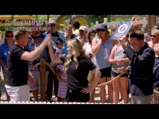 Тилли и Гордон Рамзи пытаются установить мировой рекорд