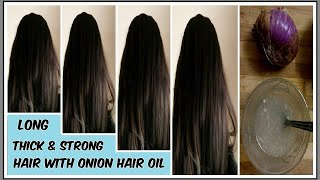 Long Thick & strong hair with Onion | Live Result | indu tyagi