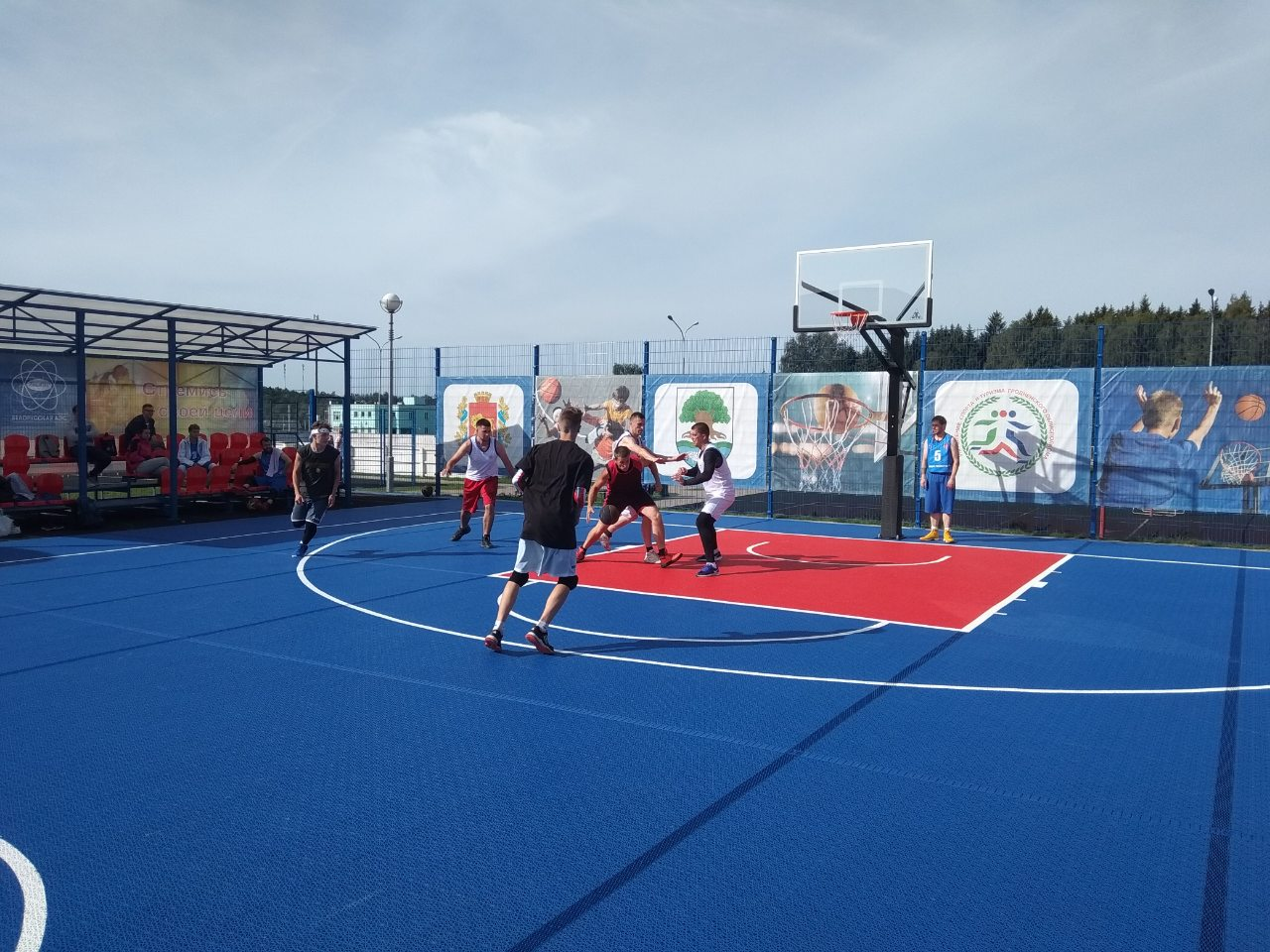 Результаты открытого турнира по баскетболу 3х3 «Планета баскетбола - Оранжевый Атом».