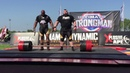 Eddie Hall and Mark Felix Double Deadlift World Record 850kg 1874lbs